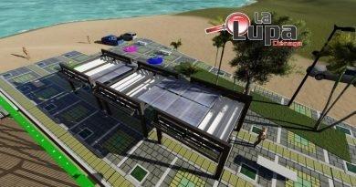 Por 1.943 millones fue adjudicada construcción de espacio recreativo y deportivo en Brisas del Mar (Ciénaga)